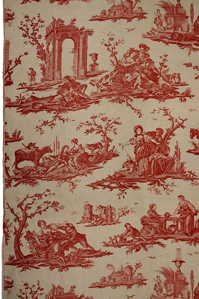 Fashionoffice: Delightful scenes on Fabrics; Collection of ...