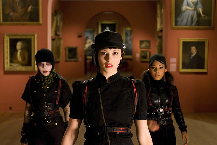 paloma faith st trinians. Andrea (Paloma Faith, l.