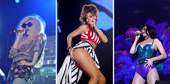 Fashionoffice: Stage fashion at Rock in Rio: Katy Perry, Rihanna ...